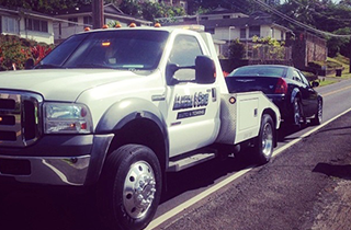 Vehicle Recovery | Almeida & Sons Auto & Towing | Kaneohe, HI | (808) 221-3792